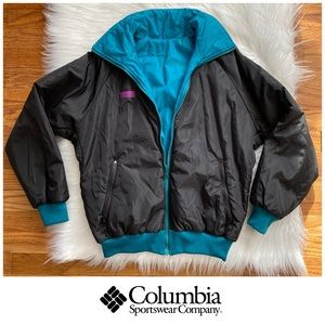 Columbia Reversible Vintage Jacket